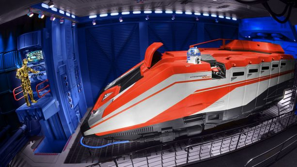 Star Tours – The Adventures Continue at Disney's Hollywood Studios