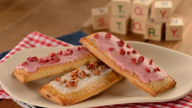 Raspberry Lunch Box Tarts from Woody's Lunch Box in Toy Story Land at Disney's Hollywood Studios