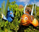Nemo and Dory