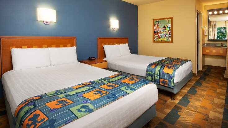 Pop century rooms welcome to wdw beyond image credit walt disney world publicscrutiny Images