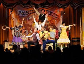 Hoop-Dee-Doo Musical Revue  Walt Disney World Resort