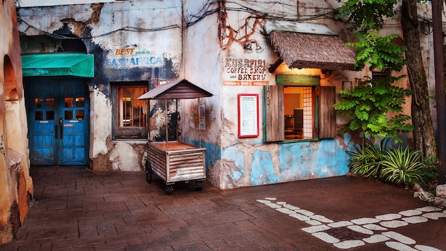 Best Quick Service Breakfasts in each Disney World Park