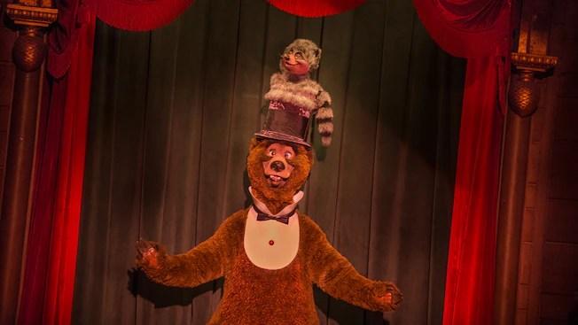 Country Bear Jamboree Walt Disney World Resort