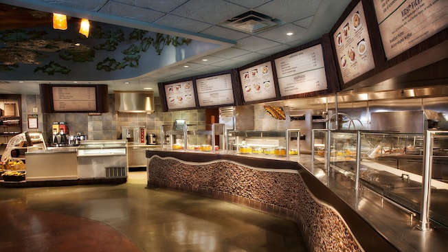 Fast Food Restaurants Near Disney World