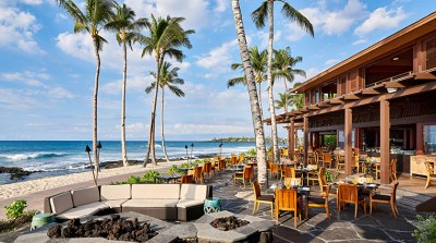 Four Seasons Resort Hualalai - Big Island Hotels - Kailua ...