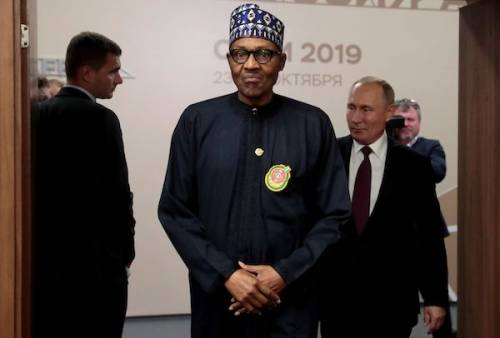 Buhariiiiii - With The Arrest Of A Prominent Journalist, Nigeria's Buhari Is Up To His Old Tricks By Jason Rezaian