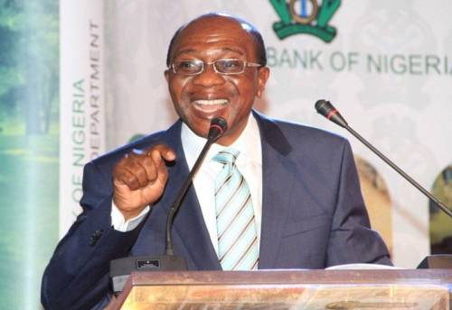 CBN%20Godwin%20Emefiele - Taraba Governor Claims Emefiele's Central Bank Of Nigeria Without Reasons Refused To Give State Loan For Ranching