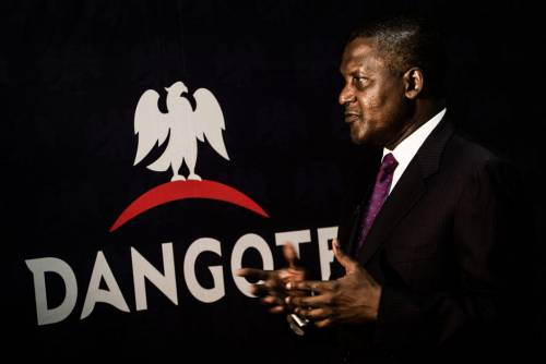 Dangote1 1024x685 - Dangote Flour Mill Shares Suspended On Floor Of Stock Exchange Ahead Of Takeover