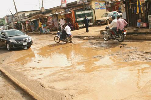 Ondo Residents Decry Bad State Of Roads, Urge Government To Address Problem  | Sahara Reporters