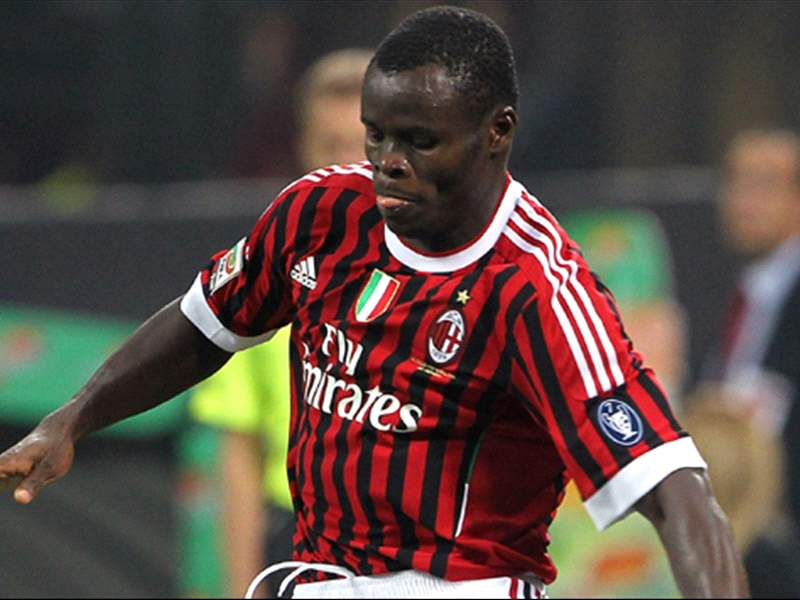 Agent claims QPR have signed AC Milan full-back Taye Taiwo on six-month  loan deal | Goal.com