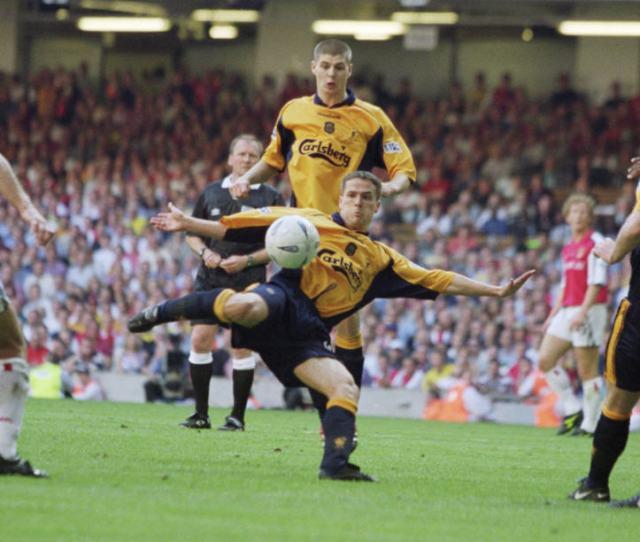 Fa Cup Final V Arsenal  Liverpool