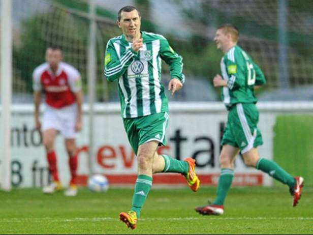 League of Ireland Player of the Week: Jason Byrne - Bray Wanderers ...