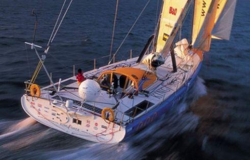 IMOCA Open 60 Owen Clarke Design Yacht Design And