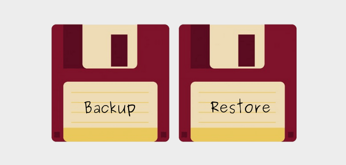 Restore WordPress Site Database Backup