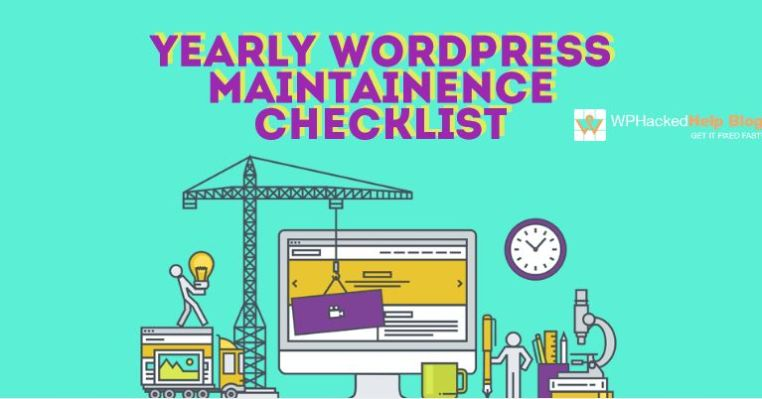 Yearly WordPress Website Maintenance Checklist