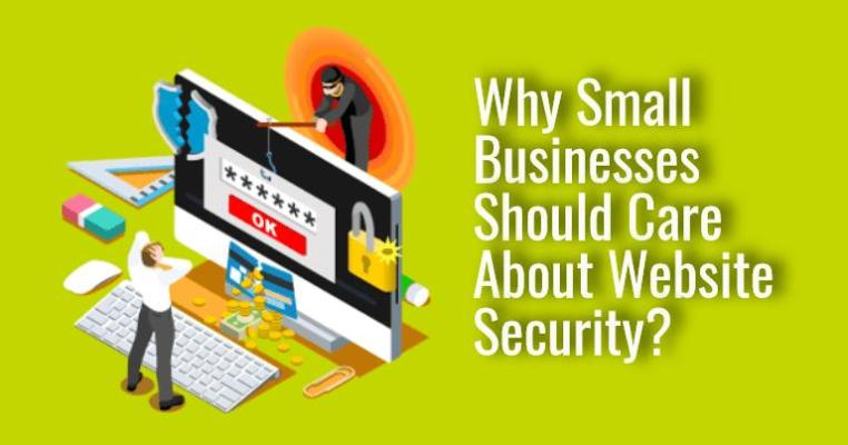 website security for small business site