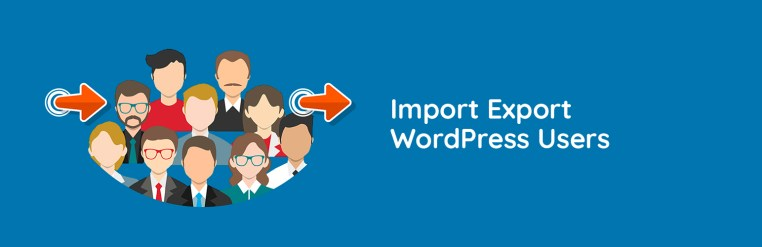 users-import-export-wordpress export database plugin