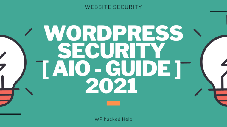 Wordpress security checklist guide 2021