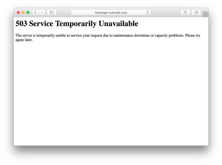 503-service-unavailable-error-wordpress