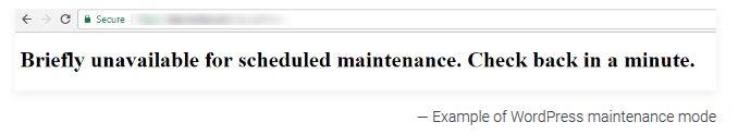 Need to Fix WordPress Stuck in Maintenance Mode