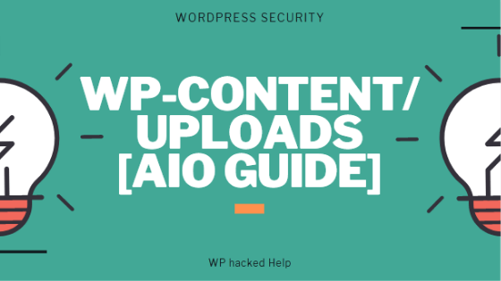 What Is WP-Content Uploads & How To Protect WordPress Directory