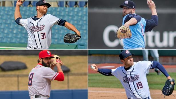 Image result for Syracuse chiefs vs Indianapolis Indians