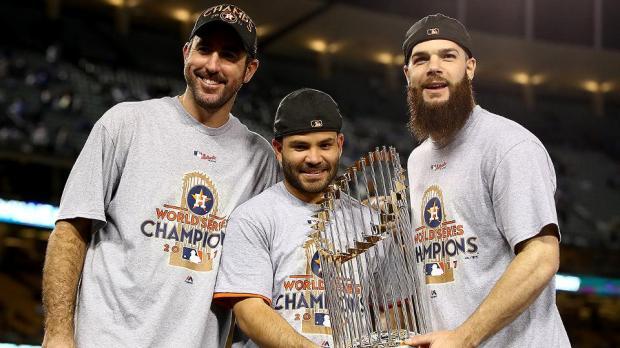 Resultado de imagen para Serie Mundial, los Astros van por otro tA�tulo en 2018