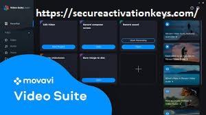 Movavi Video Suite 20.4.1 Crack