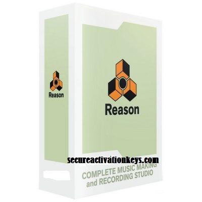 Reason Crack 11.3.7 + Lifetime Free Activation key 2021