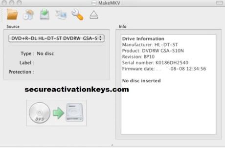 MakeMKV Crack 1.16.0 & Serial Key Free Download 2021