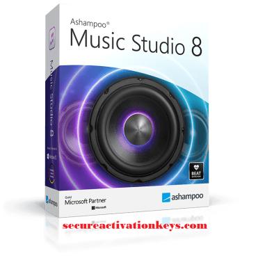 Ashampoo Music Studio Crack 8.0.4.0 With Serial Key Full Download 2021