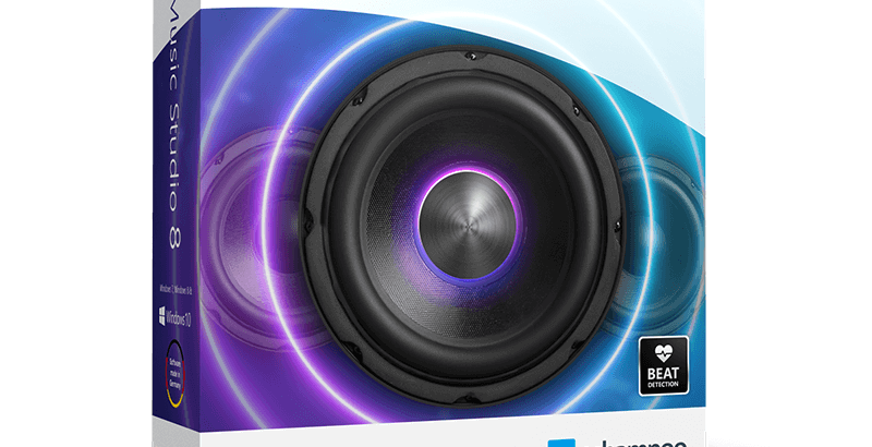 Ashampoo Music Studio Crack 8.0.4.0 With Serial Key Full Download 2021