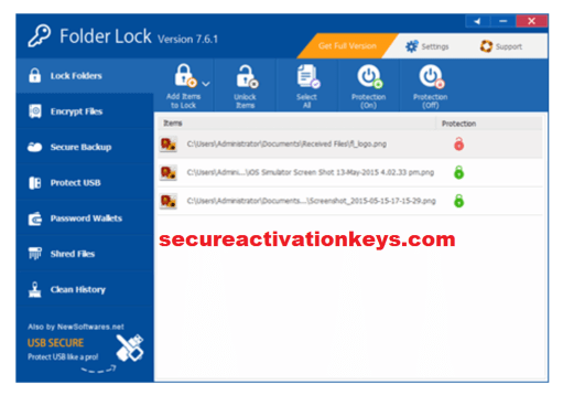 Folder Lock Crack 7.8.5 + Serial Key Download 2021