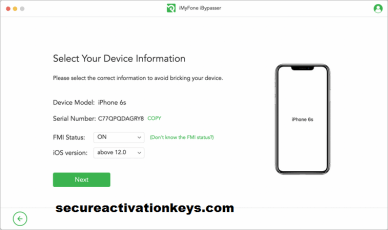 iMyFone iBypasser Crack 3.5.0 + Activation Key Free Download 2021