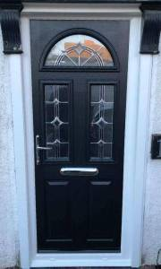 New Composite Door Installed