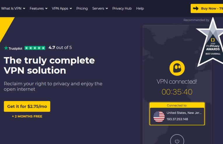download install cyberghost vpn