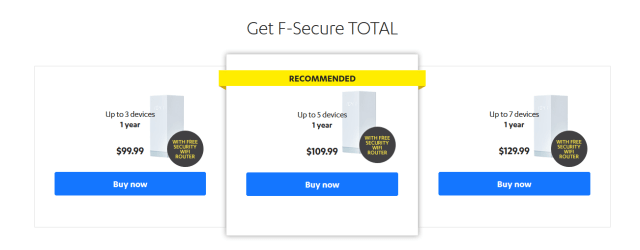 fsecure basic laptop antivirus