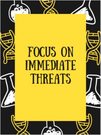 cybersecurity threats focus