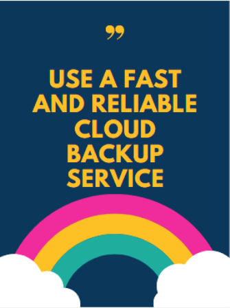 fast cloud service for small business