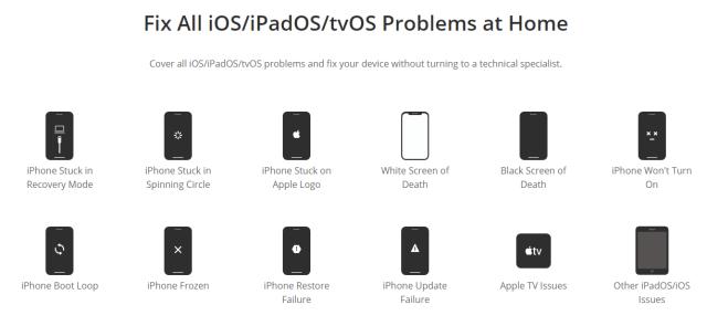 fixxppo ios system repair tool