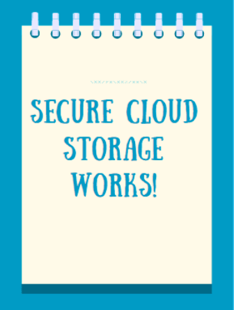 secure cloud storage small business
