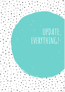Update everything