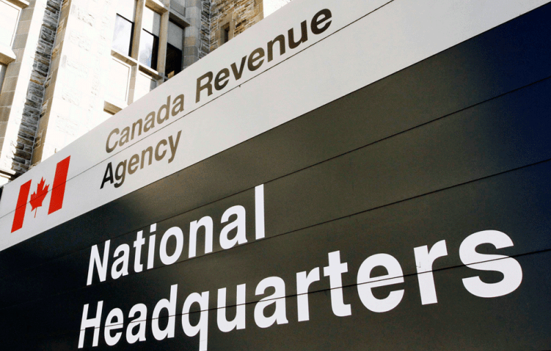Canada Revenue Agency A Shuts Down Online Services Temporarily Due To Cyber Attacks