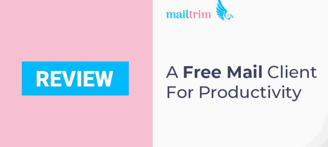 MailTrim Review