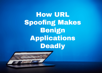 How URL Spoofing Makes Benign Applications Deadly