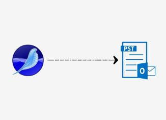 Migrate MBOX File of SeaMonkey to Outlook PST
