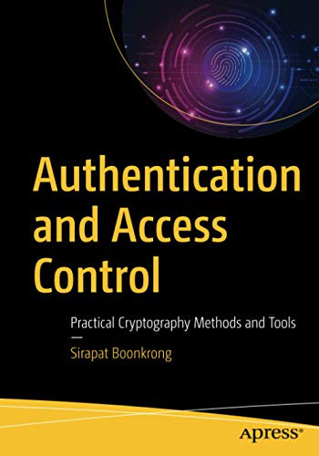 Authentication and Access Control by Sirapat Boonkrong