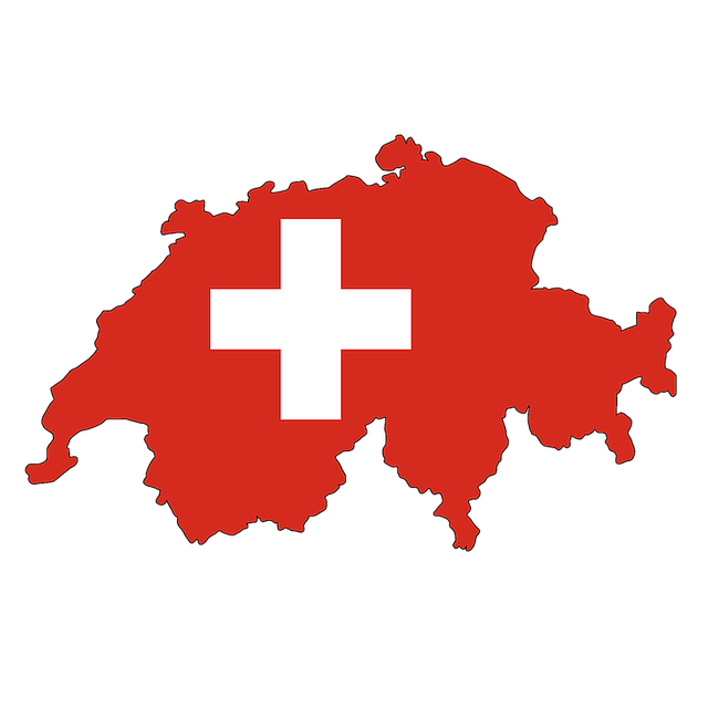 Switzerland is the best country for VPN anonymity