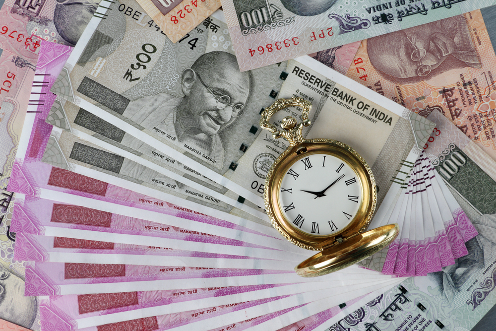 Image result for indian currency in bank