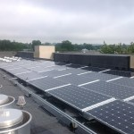 Harrisonburg Redevelopment and Housing Authority solar